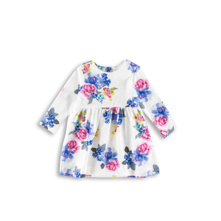 Baby Girl's Long Sleeve Dress