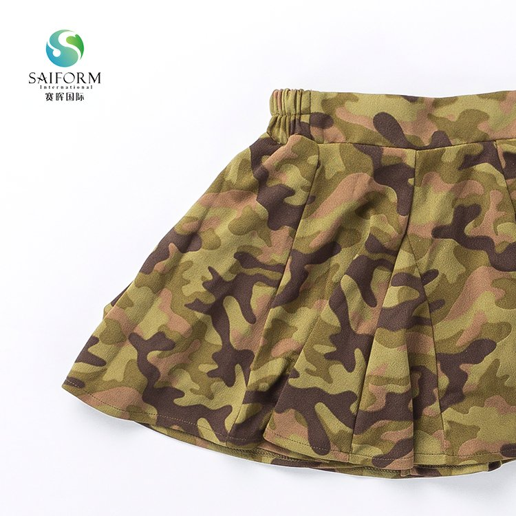 Wholesale anti-Wrinkle mini skirts for girls