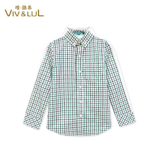 Manufacture boys shirts kids 100% cotton shirts for kids boys long sleeve casual shirt for boy